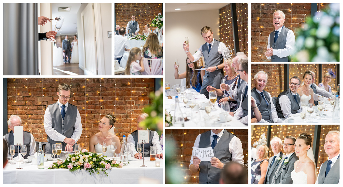 Chris & Cheryl's wedding
