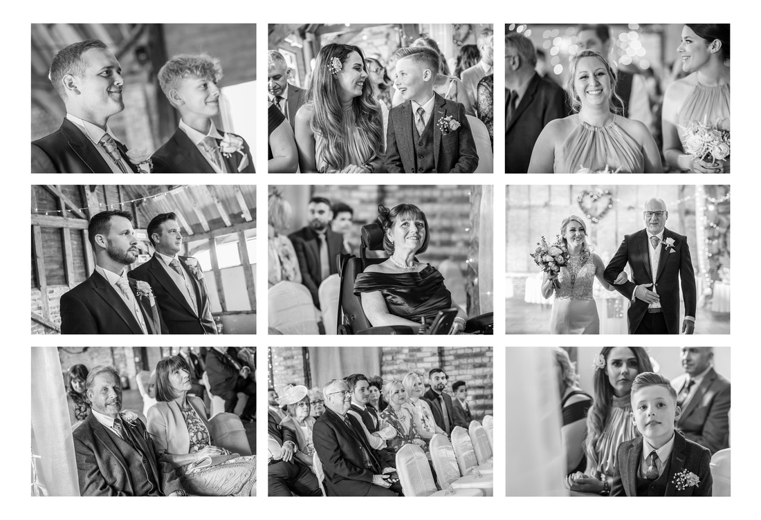 Nicola & James' Wedding