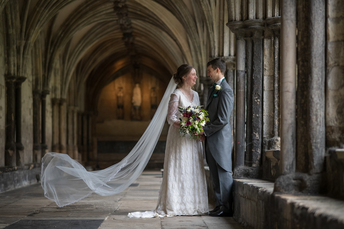 A Norwich Cathedral Wedding